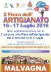 2a Fiera Artigianato Piazza Roma Malvagna 2016