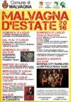 Programma Malvagna Estate 2016