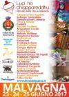 Programma Festa del Paese e della Comunità 23-25 Giugno 2017.