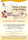 """Premio Poesia e Racconti 2017 – 8 Luglio 2017 – Malvagna (Me) ore 18,30 piazzetta zona : """" Timpa.Tirrinchiuna"""""""